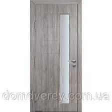 Двері міжкімнатні Німан, Геометрія дуб англійська ПО/ПГ