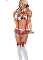 Эротический костюм школьницы