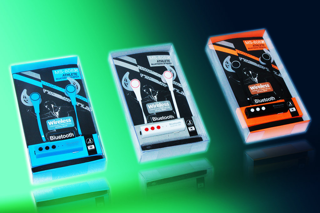 Наушники Bluetooth MS-808G (качество)