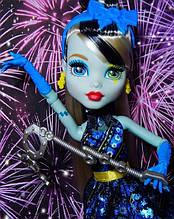 Кукла Monster High Фрэнки Штейн (Frankie Stein) Добро пожаловать в Школу Монстров Монстер Хай