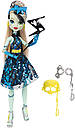 Кукла Monster High Фрэнки Штейн (Frankie Stein) Добро пожаловать в Школу Монстров Монстер Хай, фото 2