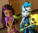 Кукла Monster High Фрэнки Штейн (Frankie Stein) Добро пожаловать в Школу Монстров Монстер Хай, фото 7