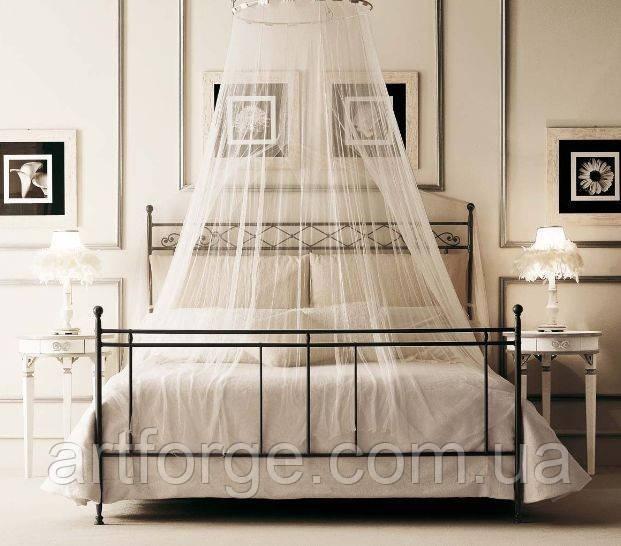 Ковані ліжка. Ліжко ІК 336