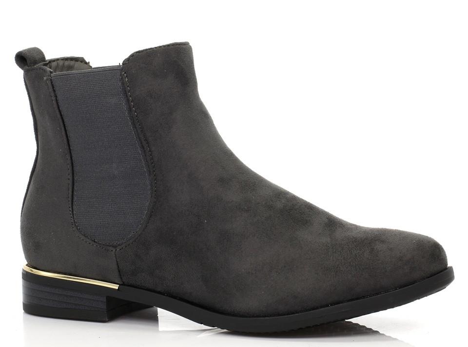 Женские ботинки MIRPHAK