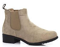 Женские ботинки Miram beige, фото 1