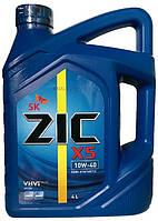Моторное масло ZIC X5 10w40 4л.