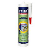 Герметик акриловый Tytan 310мл белый