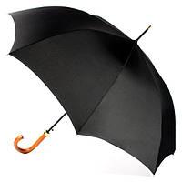 Мужской зонт трость Zest Ручка дерево ( автомат, купол 124 см) арт. 41640
