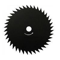 Нож для мотокосы 255х25,4х1,6ммх 40Т
