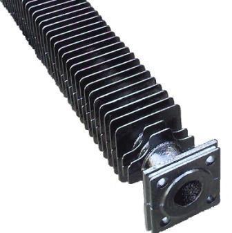 Батареи отопления из труб 131