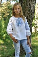 Вышиванка детская для девочки, фото 1