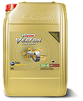 Моторное масло Castrol Vecton Long Drain E7 10W-40 E4-5 5л