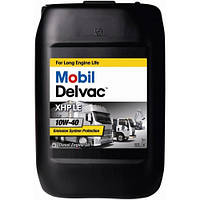 Моторное масло Mobil Delvac XHP LE 10W-40 1л