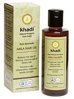 """Аюрведическое масло для волос """"Амла"""", Khadi"""