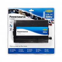 Автомобильный инвертор Ring REINVU500 PowerSource
