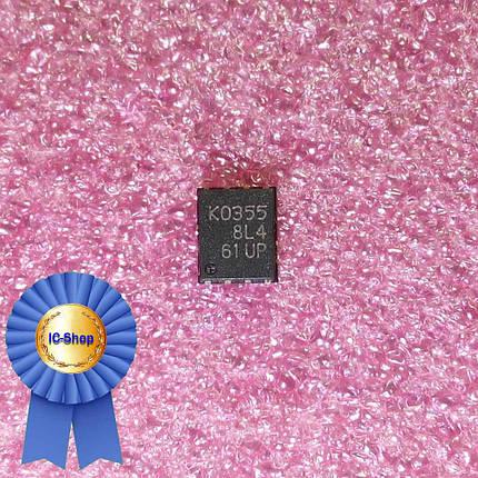Микросхема RJK0355 ( MOSFET ), фото 2