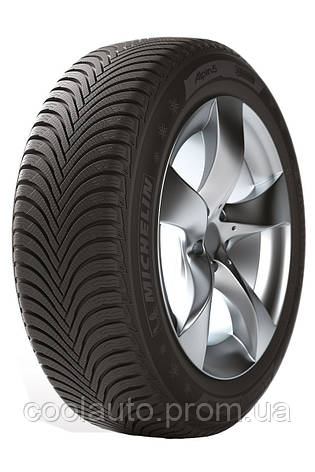 Шины Michelin 225/55 R16 ALPIN 5 99V XL, фото 2