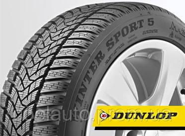 Шины Dunlop SP Winter Sport 5 225/55 R16 99H XL, фото 2