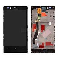 Дисплейный модуль с рамкой для Nokia 720 Lumia Original