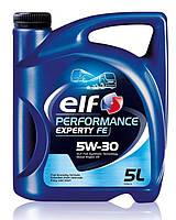 Моторное масло Total ELF Performance Experty FE 5W-30 5л