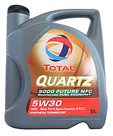 Моторное масло Total Quartz Future NFC 5W-30 4л
