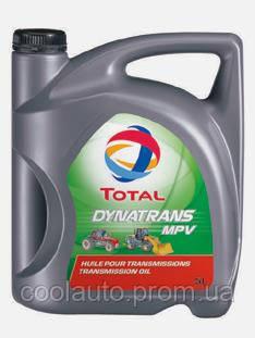Трансмиссионное масло Total Dynatrans MPV 5л, фото 2