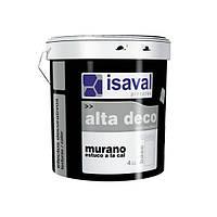 Известковая Венецианская штукатурка ,эффект полированного мрамора,Мурано Isaval 5кг