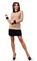 Платье туника  в расцветках  12951, фото 1