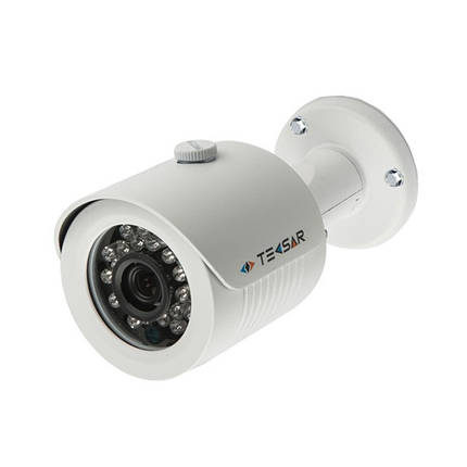 Комплект видеонаблюдения Tecsar 4OUT LUX, фото 2
