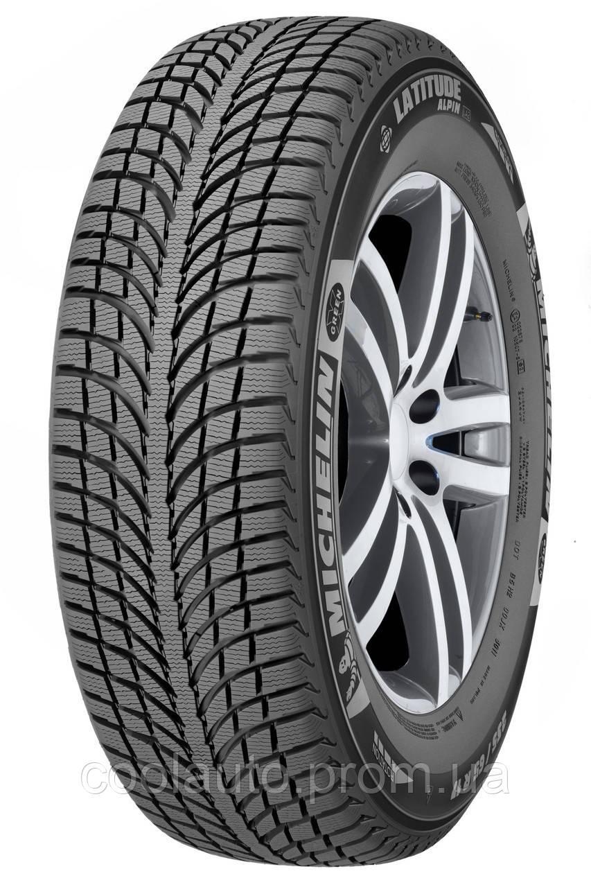 Шины Michelin 255/45 R20 LATITUDE ALPIN LA2 105V XL