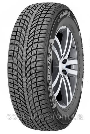 Шины Michelin 255/45 R20 LATITUDE ALPIN LA2 105V XL, фото 2