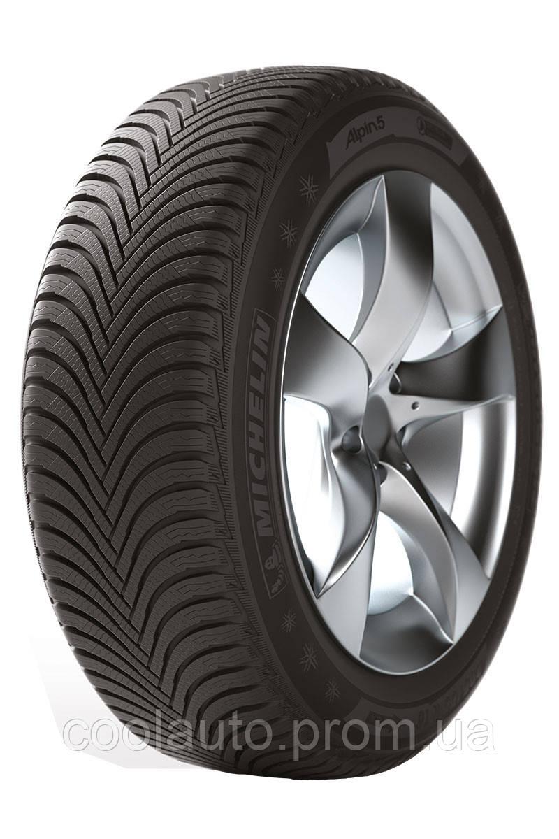 Шины Michelin 215/50 R17 ALPIN 5 95H XL