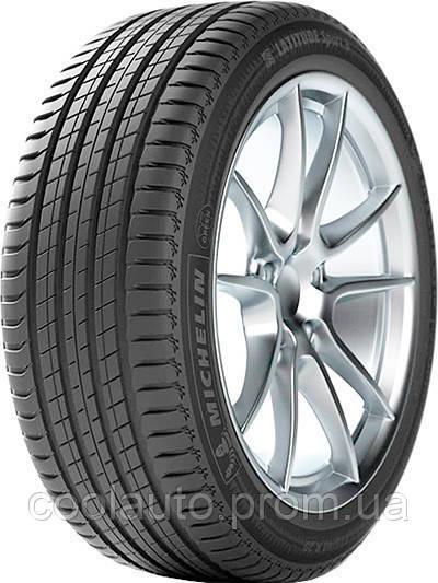 Шины Michelin Latitude Sport 3 235/65 R19 109V XL
