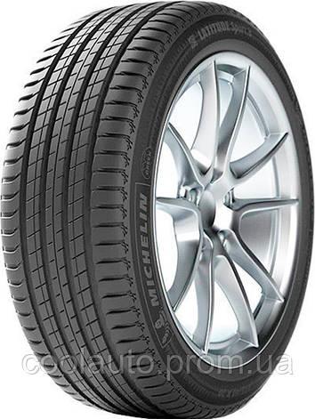 Шины Michelin Latitude Sport 3 235/65 R19 109V XL, фото 2
