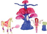"Комплект  ""Мия и Я"" волшебное дерево + мини-кукла Мия и единорог / Mia and me magic tree, фото 1"