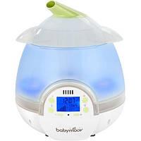 Увлажнитель воздуха с термометром, гигрометром и с функцией ночника Babymoov A047003