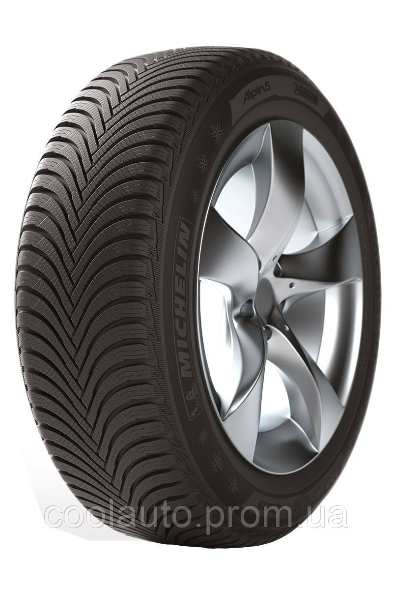 Шины Michelin 215/45 R16 ALPIN 5 90V XL