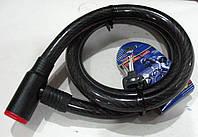 Велозамок Tonyon з лазерним ключем (15 х 1500) TY-403
