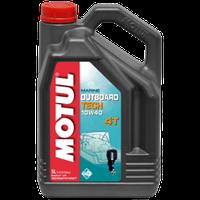 Моторное масло Motul Outboard Tech 4T 10W-40 1л