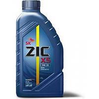 Моторное масло ZIC X5 5W-30 1л