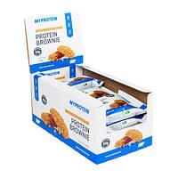 Заменители питания MyProtein Protein Brownie 75g