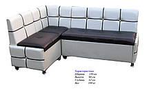 Кухонный угловой диван со спальным местом Ника