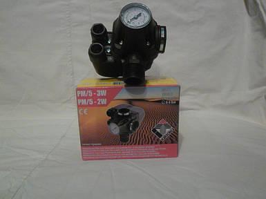 Автоматика PM / 5 G ( реле давления ) пр - во Италия .