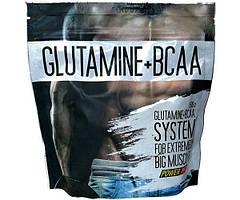 Glutamine plus BCAA 500 g