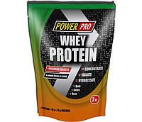 Whey Protein 2 kg банан та суниця