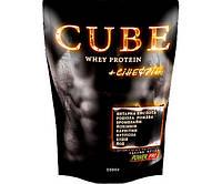 CUBE Whey Protein 1 kg лесные ягоды