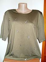 Женская футболка (распродажа) 48-50 р-р