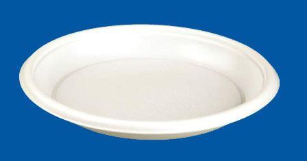 Тарелка одноразовая 205мм (100шт)