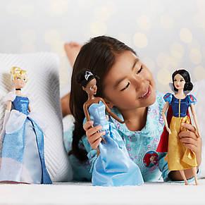 Кукла Белоснежка с драгоценным кольцом - Snow White принцесса Дисней куклы Disney, фото 2