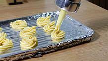 Кондитерский пресс-шприц для выпечки -Cookie Set !Акция, фото 3